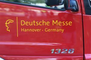 Messe Hannover Werkfeuerwehr